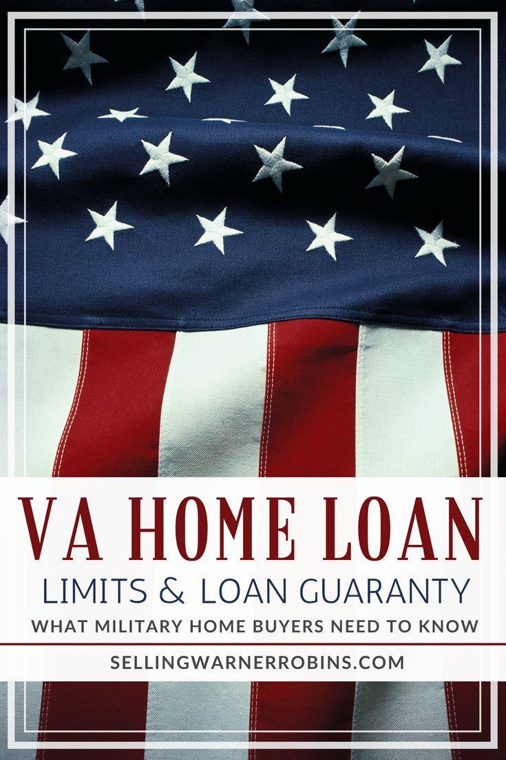 Va Loan Limits And The Va Loan Guaranty Va Mortgages Va Loan Home Loans