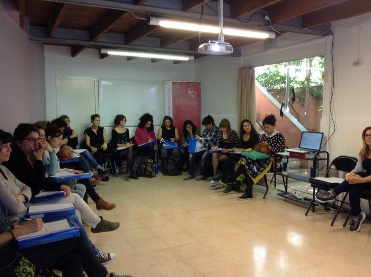 Imatge del darrer dia del curs al CJAS
