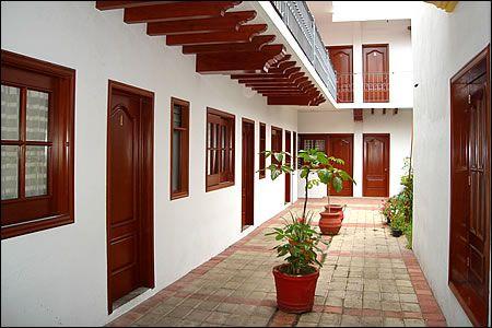 Hotel Restaurante Bar Mi Casa Oaxaca Mexico