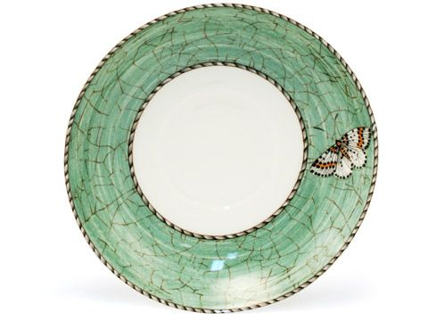 Wedgwood - Sarah's Garden Tea Saucer Green | Peter's of Kensington