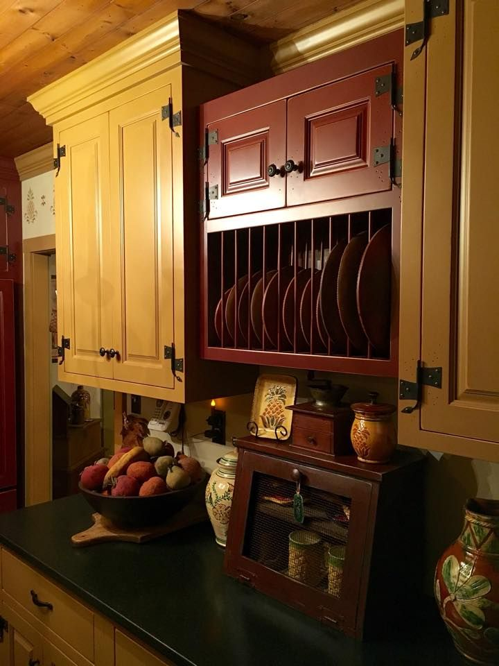 595 best colonial kitchens images on pinterest