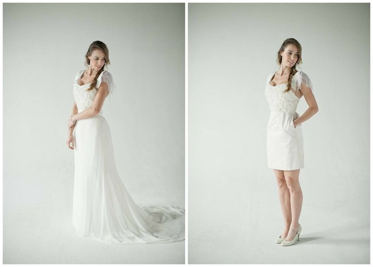 The 25 best convertible wedding dresses ideas on pinterest sexy convertible wedding dress option junglespirit Image collections