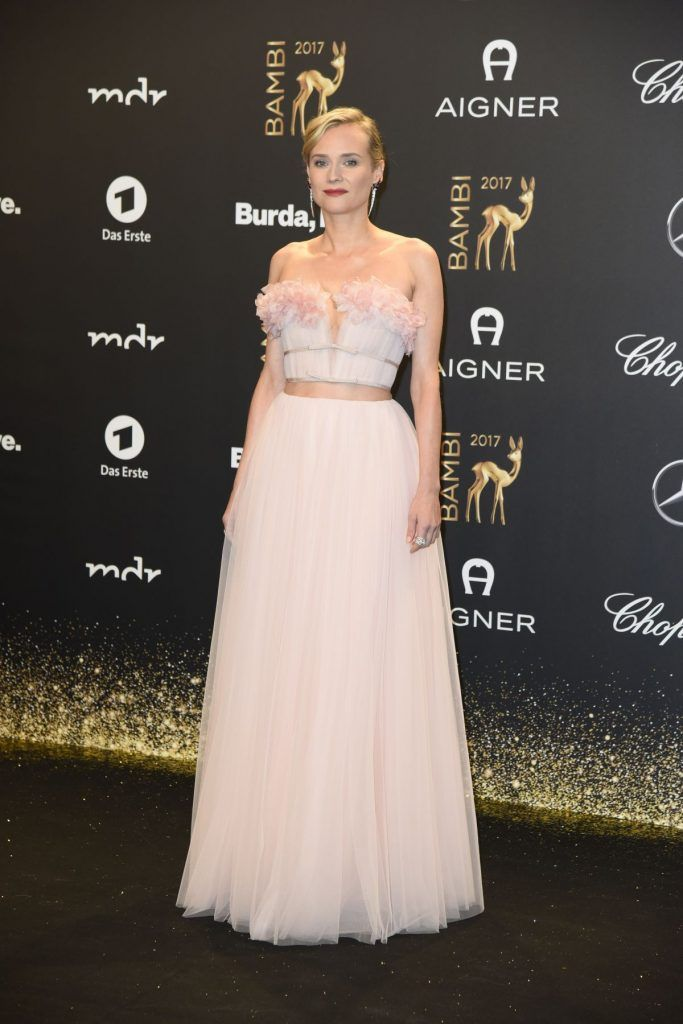 Diane Kruger In Giambattista Valli Couture – 2017 Bambi Awards