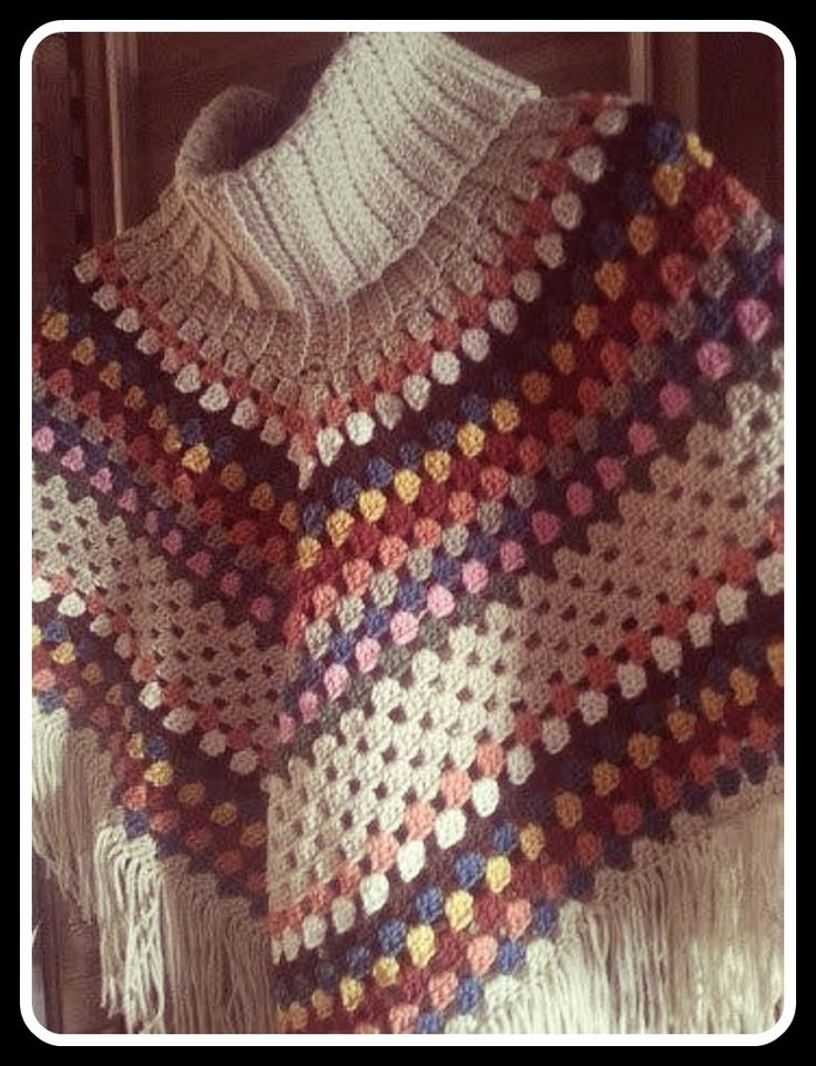 A ladies poncho crochet pattern is a great project to crochet for the cold winter weather. It is the ultimate in warm cover up. Here are the best patterns.