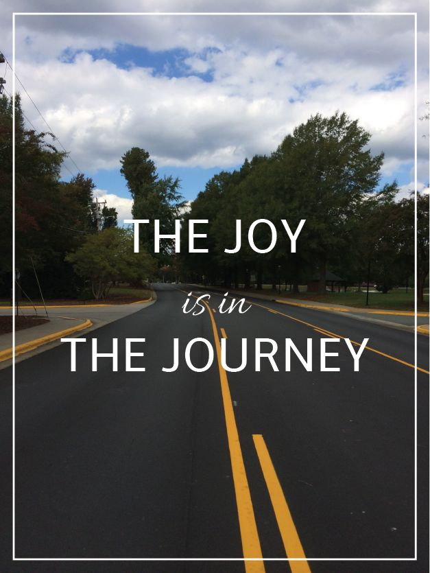The Joy is in the Journey | #Quotes #Travel | InfluenceHer ...
