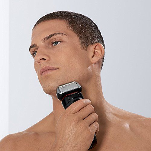 Braun Series 5 5040 Men's Electric Foil Shaver Wet and Dry Rechargeable and Cordless Razor