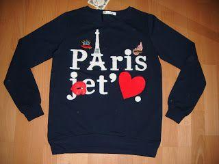 Mis caprichos y abalorios: PARIS JET´AIME