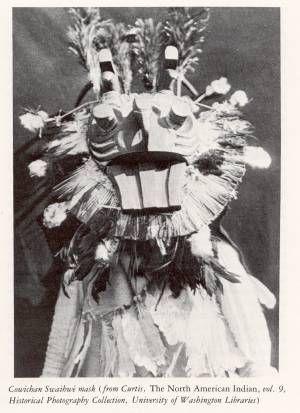Cowichan Swaihwe mask