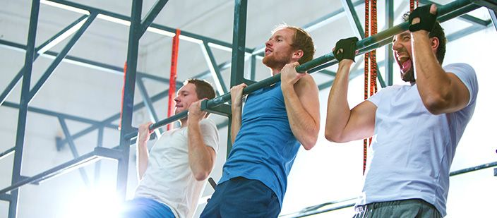 10-MINUTE WORKOUTS TO BURN OFF STRESS