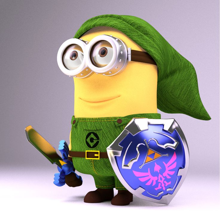 Ocarina Of Time Minions