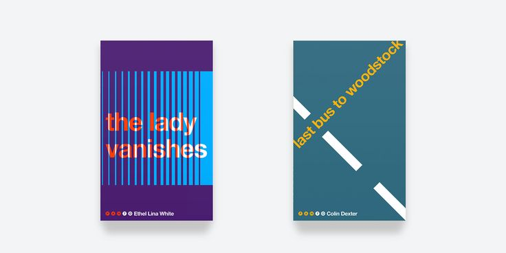 Behind the design of the new Pan 70 book covers - Creative Review