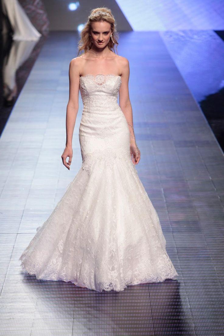 Fashion bride 2016 - Collection ALESSANDRARINAUDOLOOKBOOK. THERRY ARAB16615. Wedding Dress Nicole.