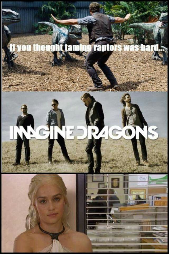 game of thrones imagine dragons