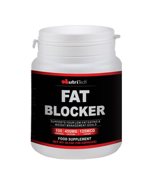 Ultimate starch and fat blocker
