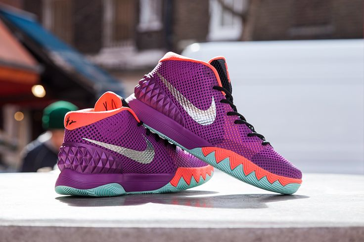 womens nike kyrie 1 green pink