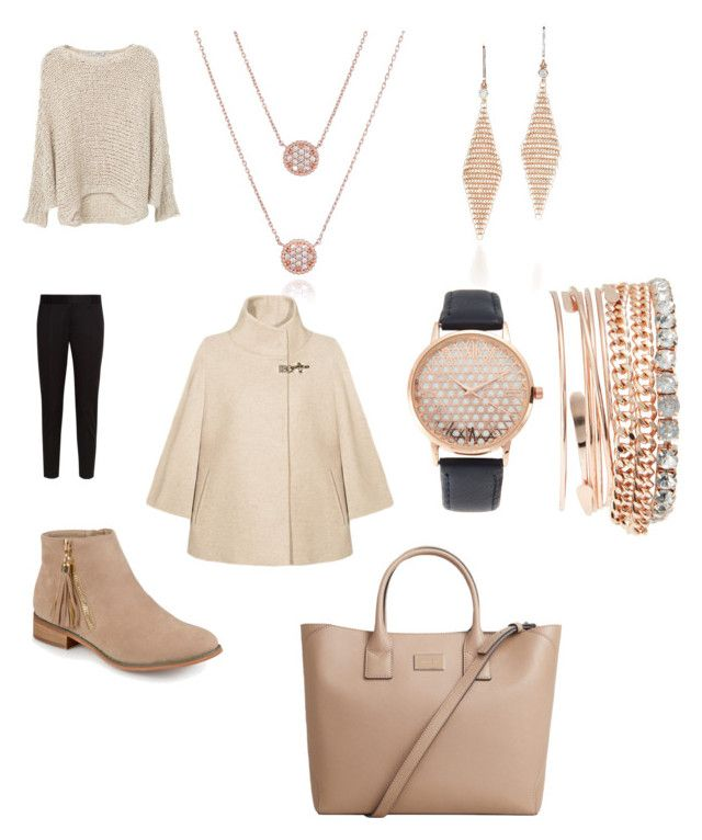 """""""Outfit 48"""" by missfede on Polyvore featuring moda, MANGO, STELLA McCARTNEY, Journee Collection, Tiffany & Co., Jessica Carlyle e FAY"""