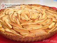 Crostata di mele al profumo di cannella | Ricetta