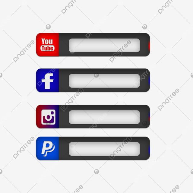 Twitch Live Streaming Gaming Overlay Social Media Popup Buttons Social Media Clipart Streaming Overlay Twitch Overlay Png Transparent Clipart Image And Psd F Overlays Overlays Transparent Live Streaming
