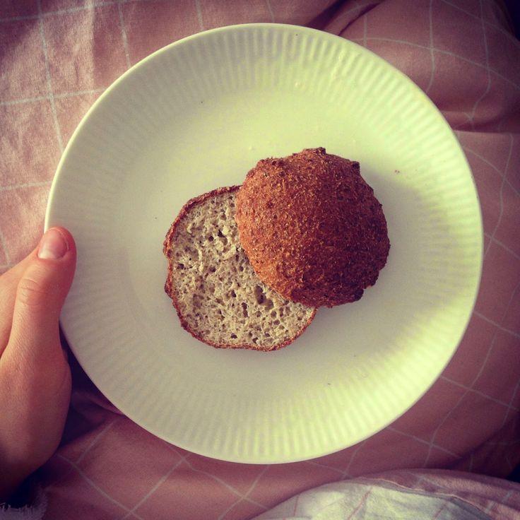 BOLLER UDEN MEL | Jeg elsker bare mad