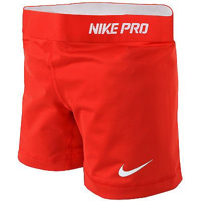 Nike Shorts Women's 458655-611 Red Size S Sale