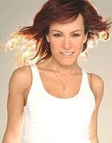 Alexia, cantante nata a La Spezia, Liguria, Italy