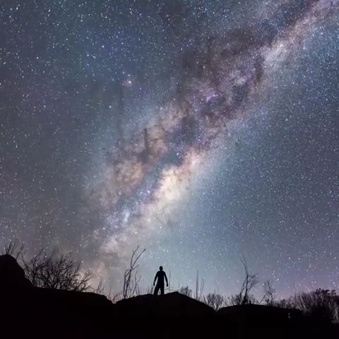 Have you ever seen milky way in live? 🌌