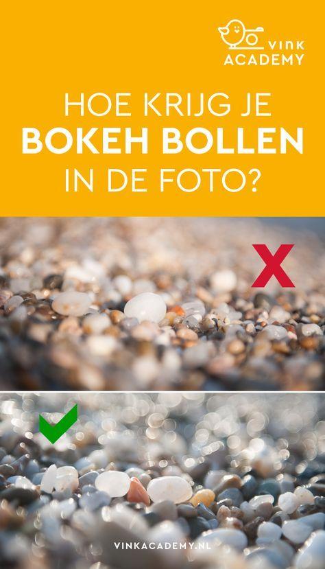 Was ist Bokeh und wie erhält man den Bokeh-Effekt auf dem Foto?