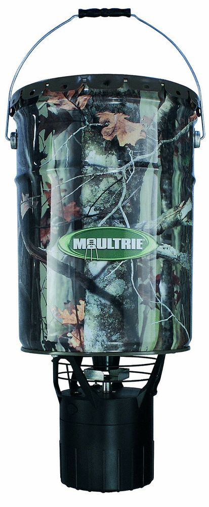Automatic Deer Feeder Kit Game Hunter Hunting Corn Archery Targets Compound Bow  #Moultrie