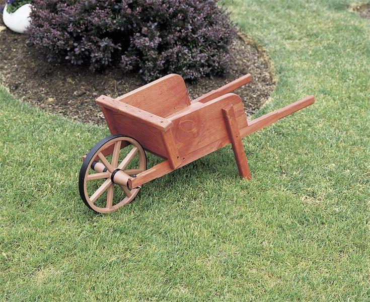 Amish Traditional Garden Wheelbarrow
