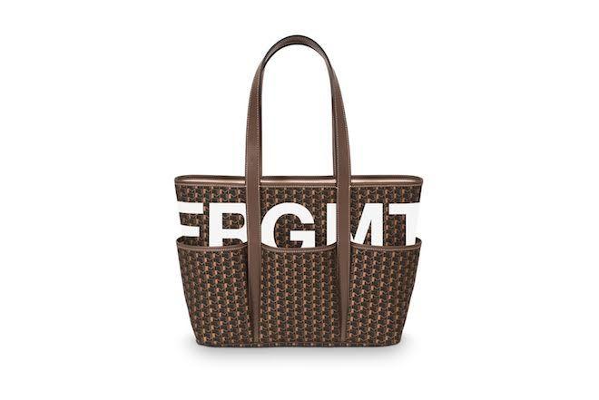 フランス最古のトランクメーカー「モワナ(MOYNAT)」が、藤原ヒロシの主宰する「フラグメントデザイン( FRAGMENT DESIGN)」とコラボレーションし、バッグを制作した。3月25日から4月7日の期間で開催される伊勢丹新宿店本館4階のポップアップショップで展開される予定だ。