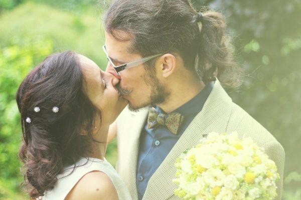 wedding bowtie, retro paisley