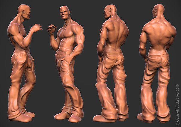 20 Beautiful 3D character Model designs for your inspiration. Read full article: http://webneel.com/webneel/work/3d-character-model-design-jose-alves-19   more http://webneel.com/3d-characters   Follow us www.pinterest.com/webneel