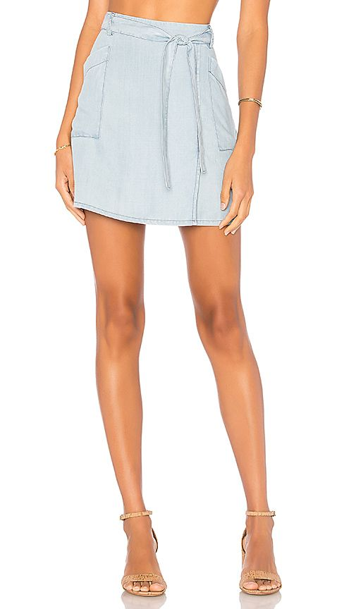 Shop for BB Dakota Fitzgerald Skirt in Light Blue at REVOLVE. Free 2-3 day shipping and returns, 30 day price match guarantee.