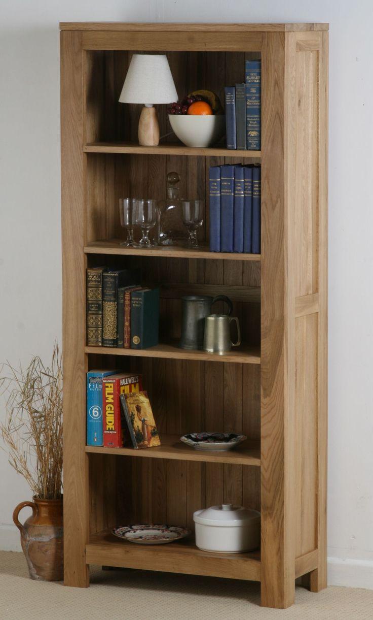 Office furniture galway - Oakdale Solid Oak Furniture Range Office Living Room Bookcase Oak Furniture Land Www
