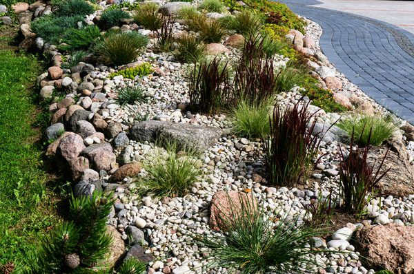 How To Get Rid Of Moss On Landscaping Rocks