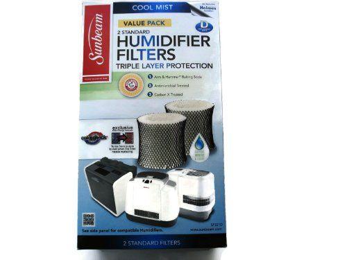 how to clean sunbeam brita water filter