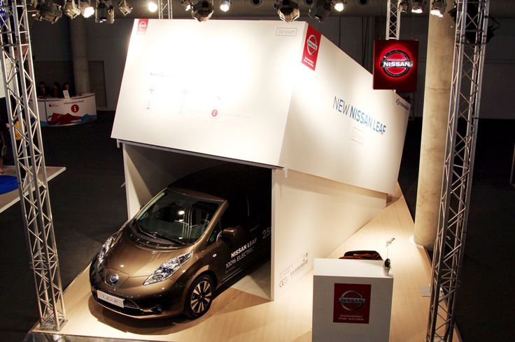 Nissan 'Unboxes' Its Latest Mobile Device at the GSMA Mobile World Congress