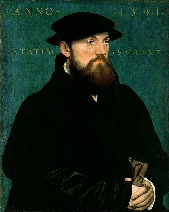 Гольбейн, Ганс II (1497-1543) - Рулоф де Вос ван Стенвейк.