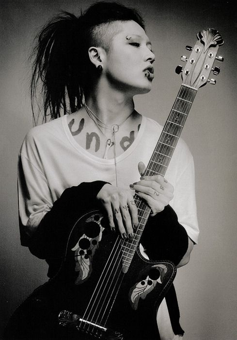 Been listening to #Miyavi since 2005. He's really incredible! J-rock is such an underappreciated genre of music.