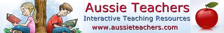 Aussie Teachers - Interactive Whiteboard Games