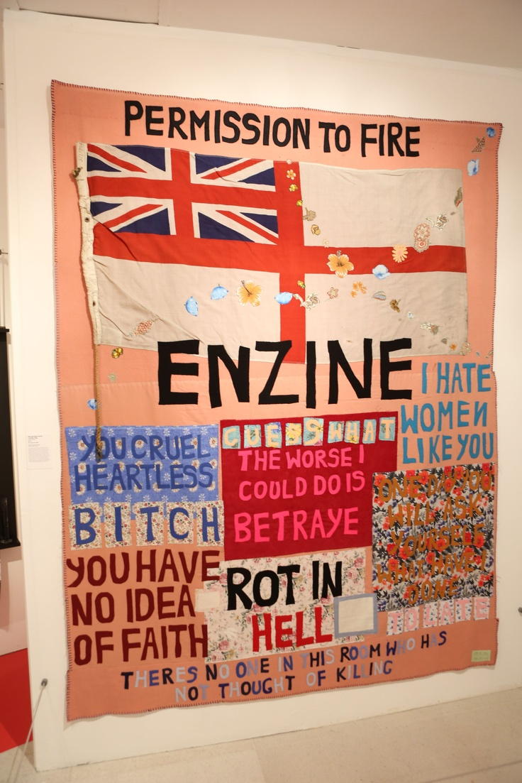 Hate And Power Can Be A Terrible Thing Tracey Emin  Tate