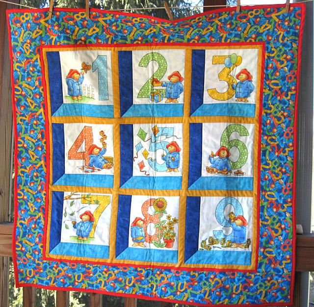 Have fun browsing this large photo gallery of baby quilts made for boys. You'll love the inspiring ideas found in our baby quilts galleries.