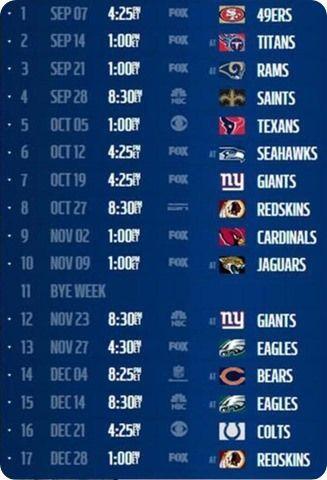 2014 Dallas Cowboys vs Tennessee Titans (Our Game)