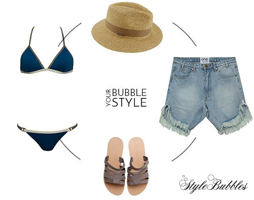 Bubble Your Style with summer essentials on sale because beach days ain't over yet!  #StyleBubbles #fashion #valiagabriel #oneteaspoon #onlineshopping