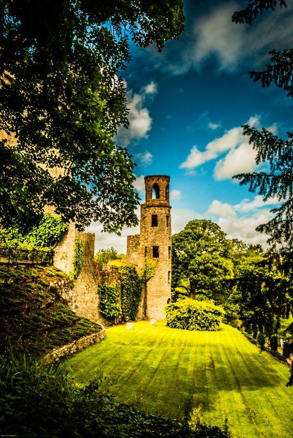 Blarney Castle Lawn - Ireland