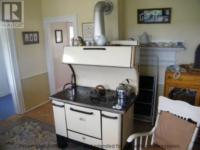 My Grandmothers stove in Nova Scotia.  Wish I had it now!