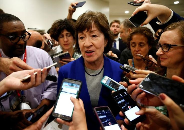 The shoes are beginning to drop as Republican Senator Susan Collins of Maine told the press that she would like Donald Trump Jr. to be questioned by the Senate Intelligence Committee and testify about Russia.