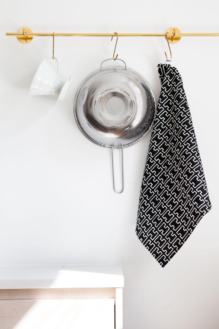 Towel by Artek.