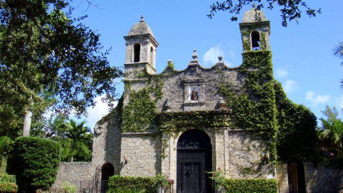 Plymouth Congregational Church, Coconut Grove, Miami, FL.