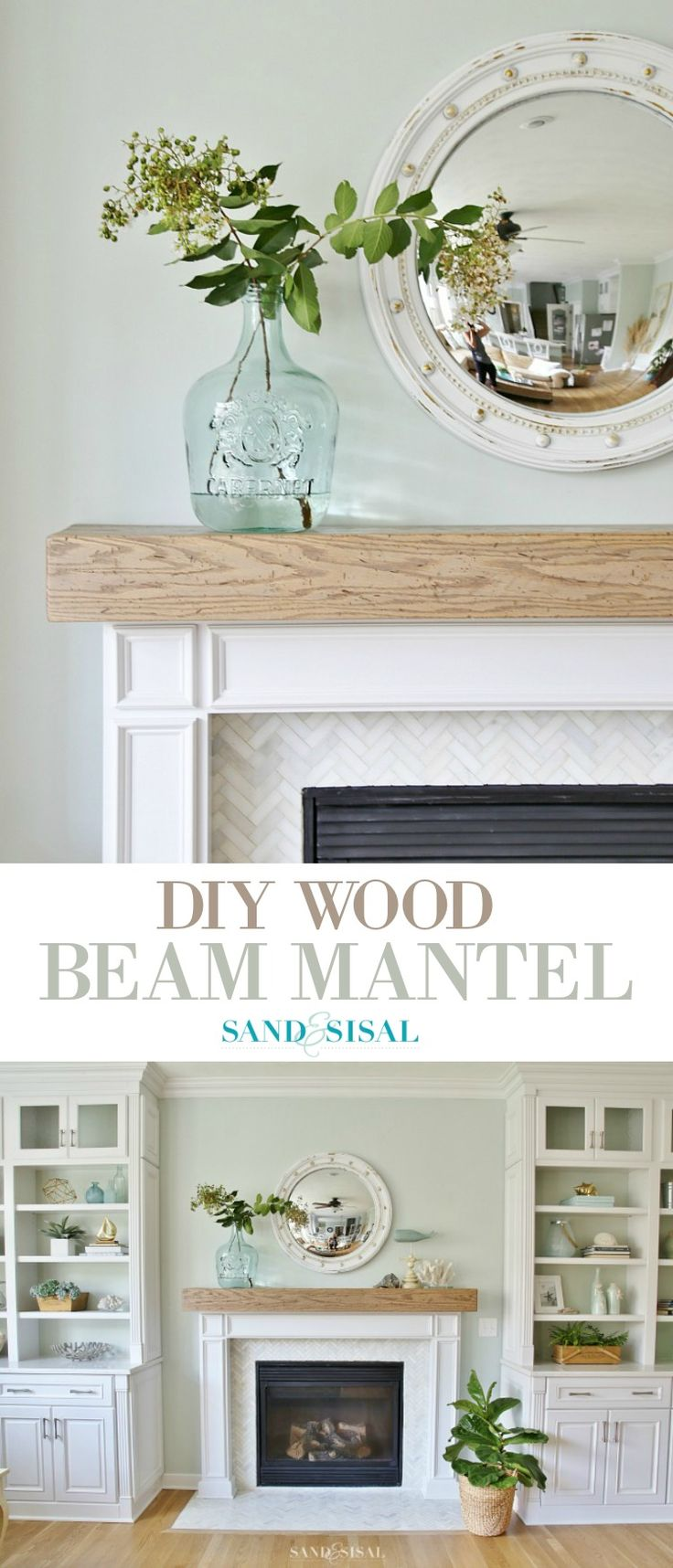 best 25 diy mantel ideas on pinterest diy fireplace mantel how